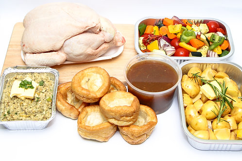 Summer Roast Chicken Dinner Pack