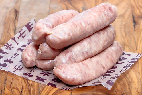 8 Butchers Thick Pork Sausages