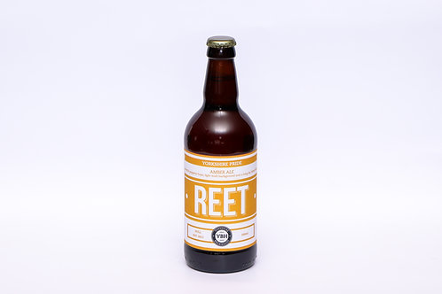 Yorkshire Brewhouse Reet Amber Ale 500ml