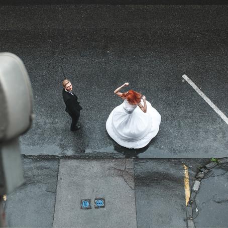 It's like rain on your wedding day 🎼