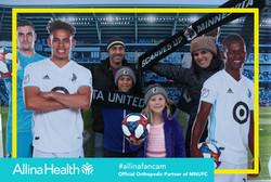 Allina Health Fan Activation