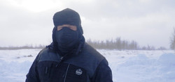 Product testing in -80 degree tundra