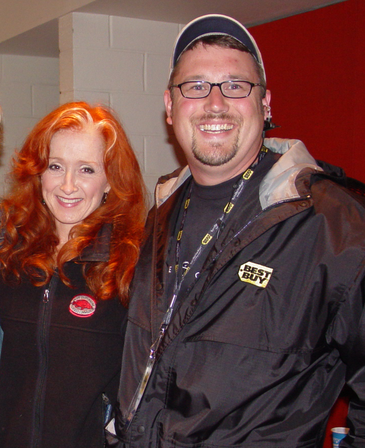 Mike and Bonnie Raitt