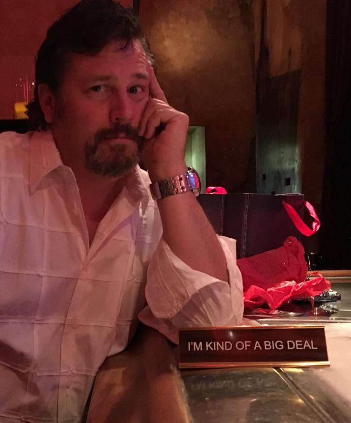 Mike Dinndorf in Las Vegas