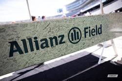 Stadium Steel Beam Signing