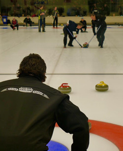 Curling for Excelsior Brewing Compan