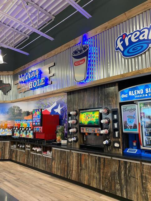 Valley Mart at Hondo, TX