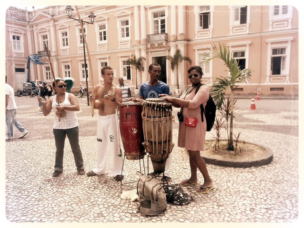 Salvador de Bahia – Brésil septembre 2012