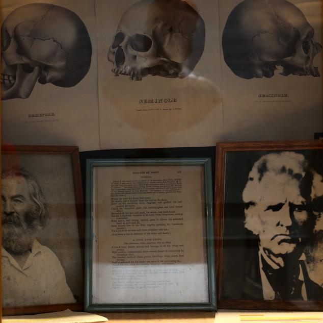 Whitman plaigirizes Weedon