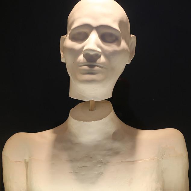Osceola Death Mask : Academic History