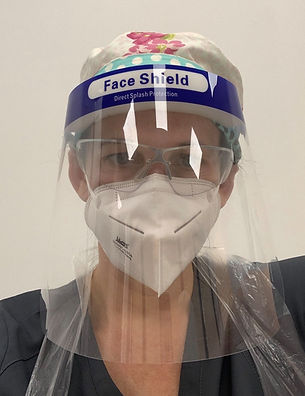 PPE for safe injectable treatments in Beckenham