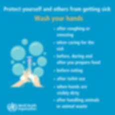 Advice on coronavirus treatment