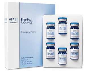 Obagi Blue Peel Radiance Peels are available from Dr Kim Booysen in Beckenham and Bromley.
