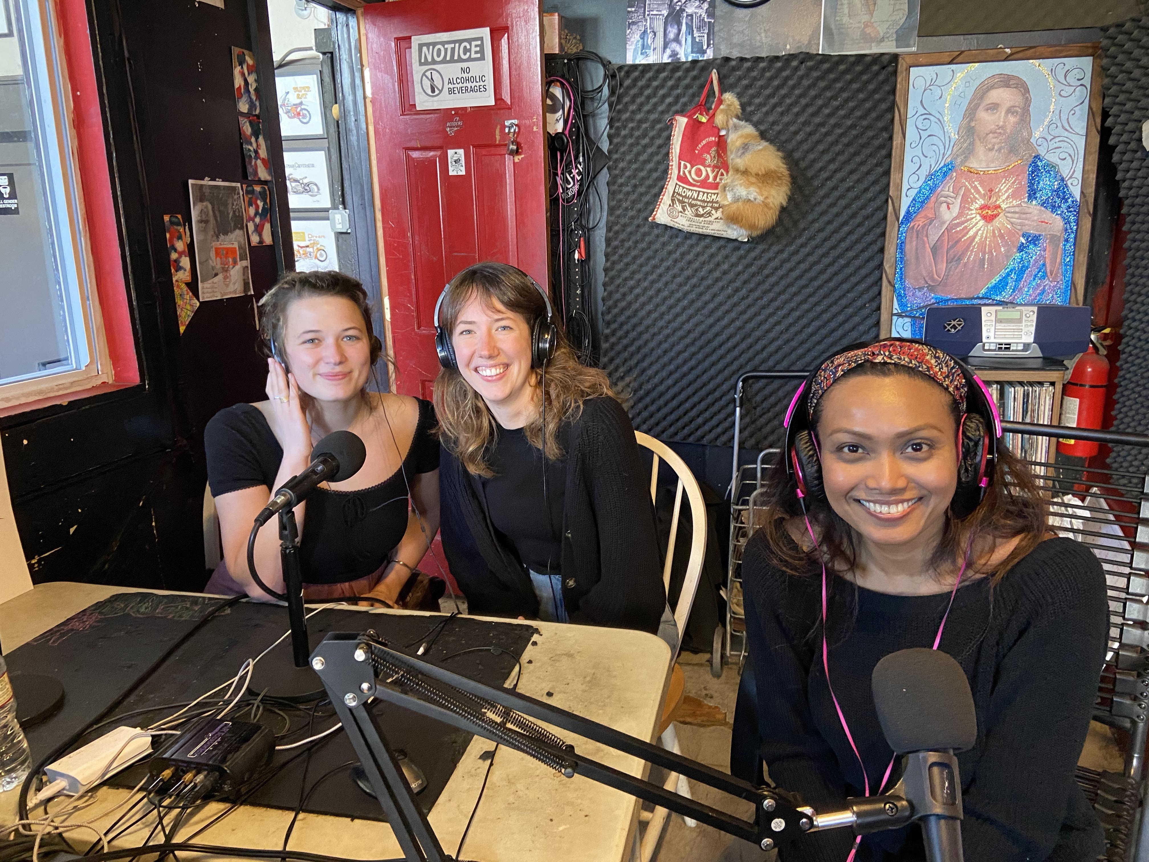 Mutiny Radio Interview, San Francisco