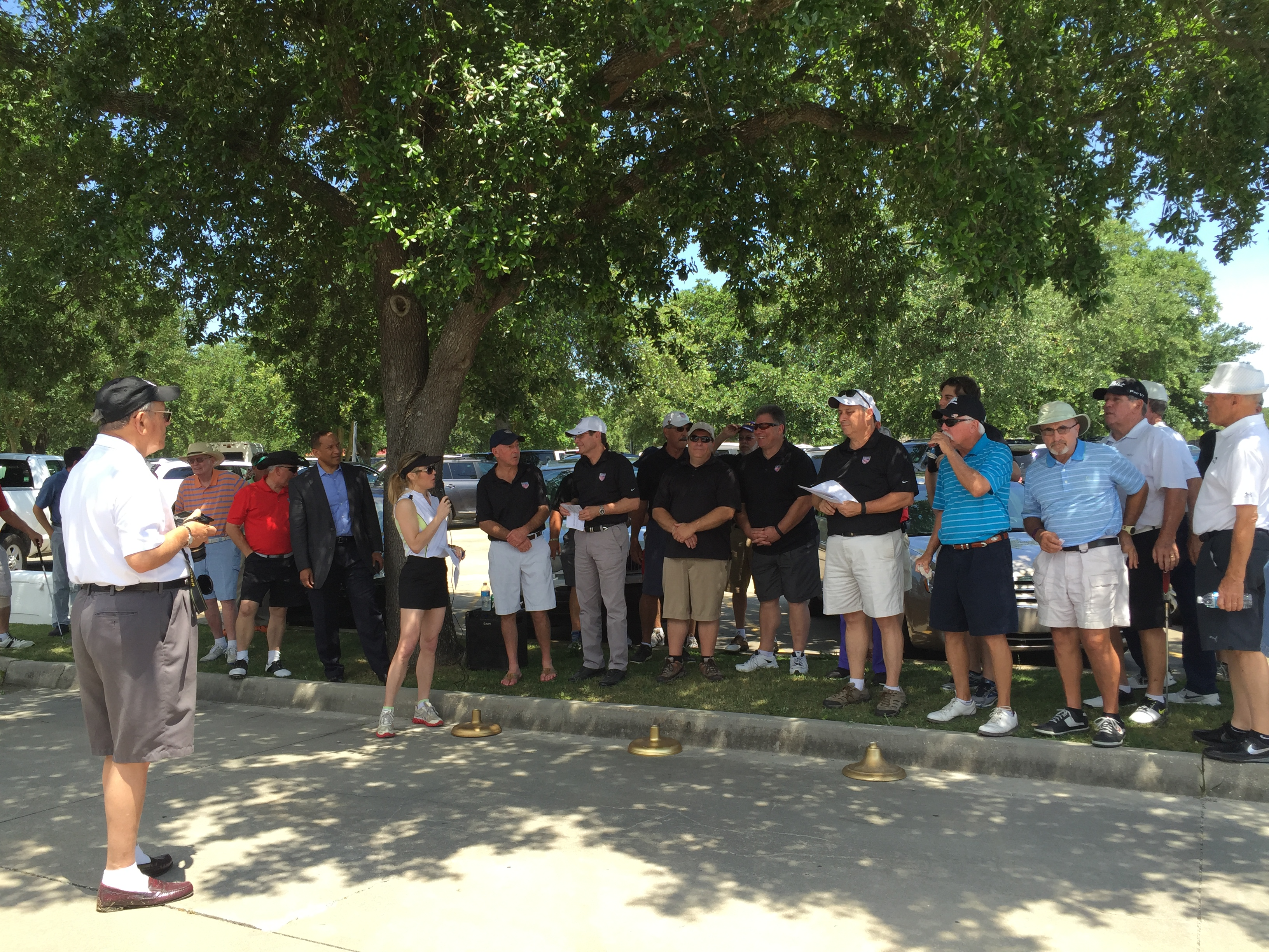 2016 Golf Tournament 2
