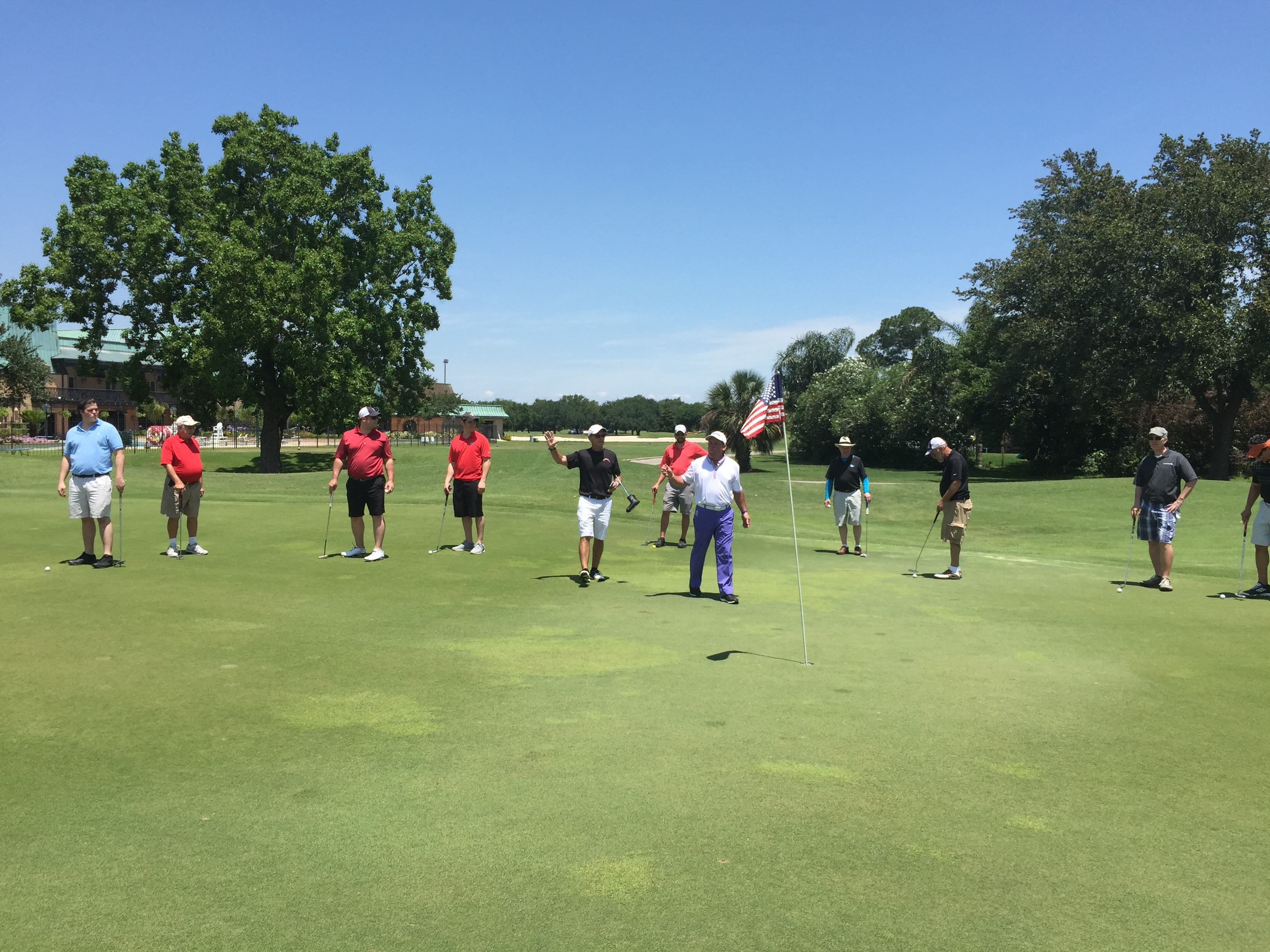 2016 Golf Tournament 3