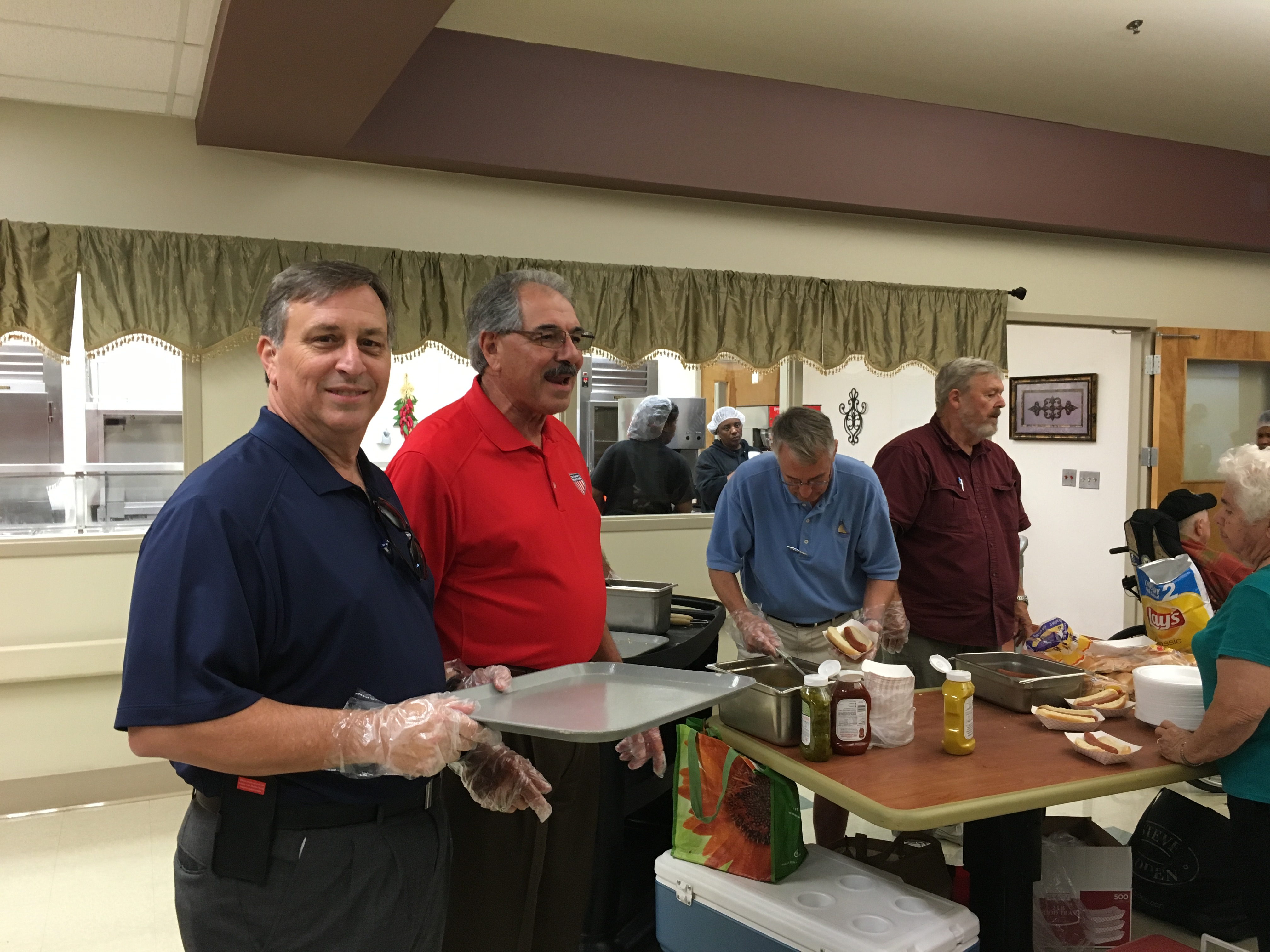 10.2015 - SELAWVH Hot Dog Social 2 of 3