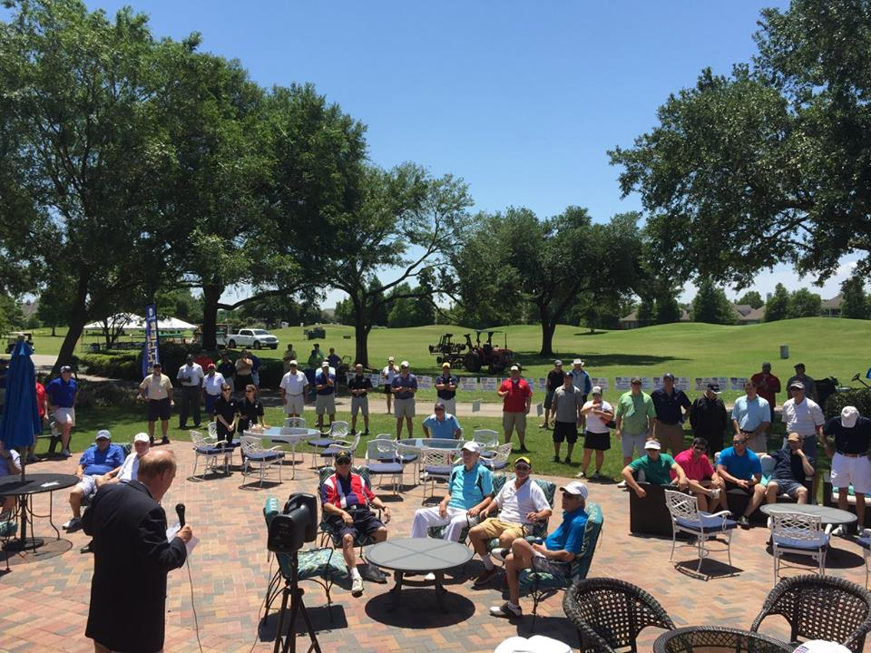 2015 Golf Tournament - 1