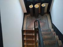 Vinyle escalier Ath