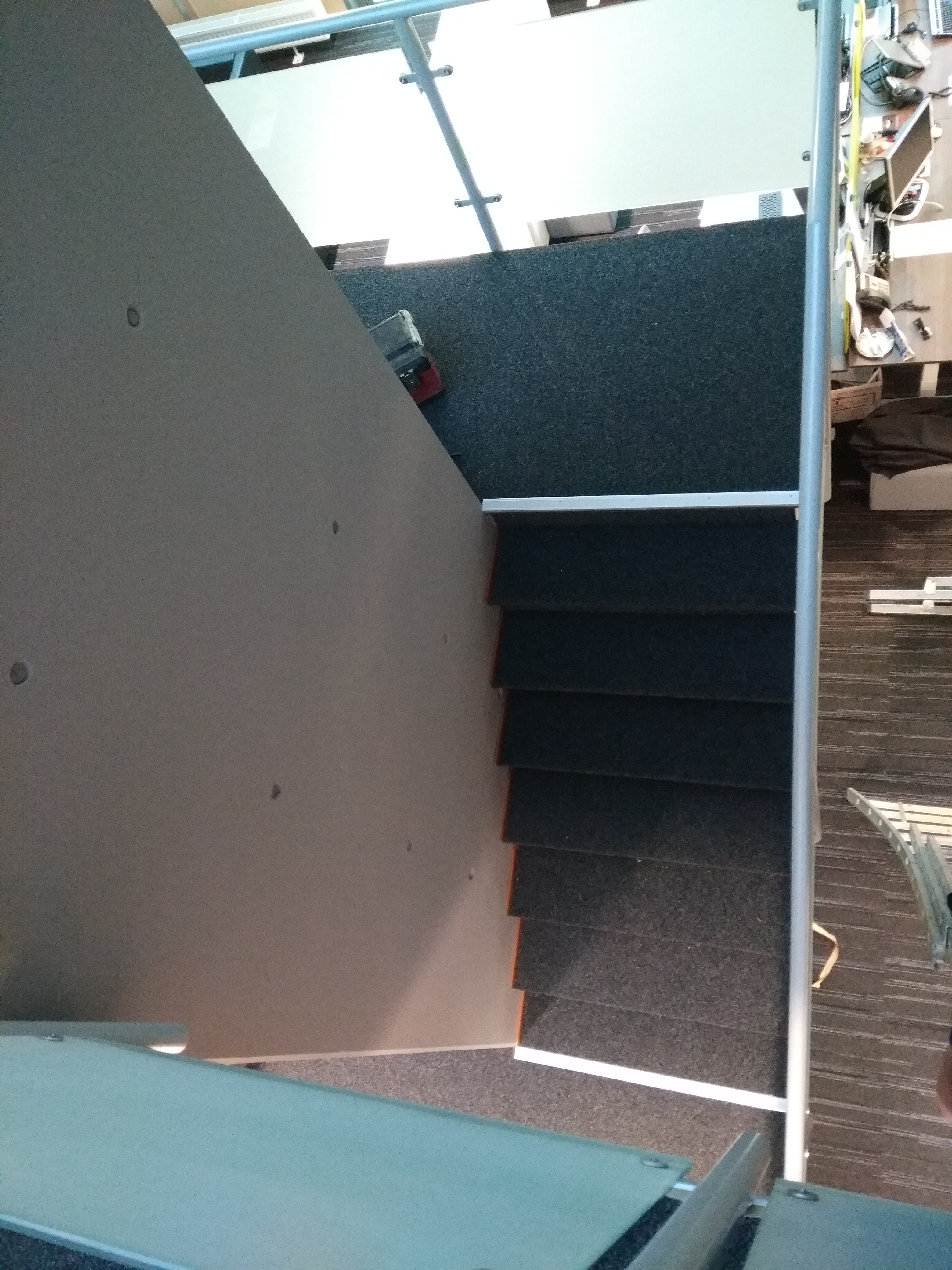 Tapis d'escalier Namur