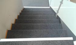 recouvrement d'escalier   Mons  