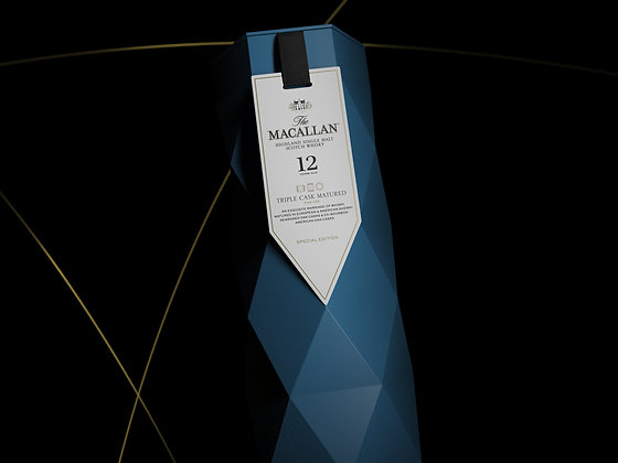 Macallan 12 Double Cask - Chevron