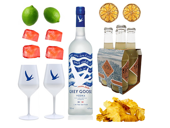 Pack Summer by Grey Goose