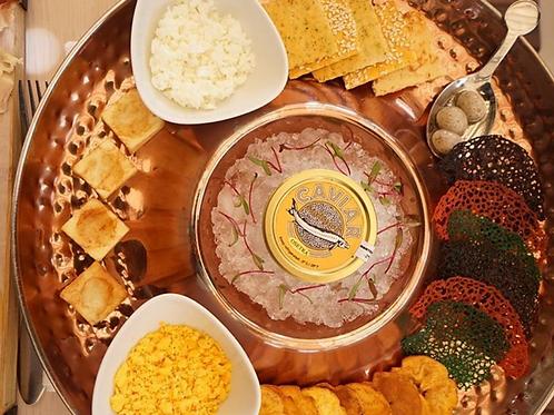 La Ruta del Caviar