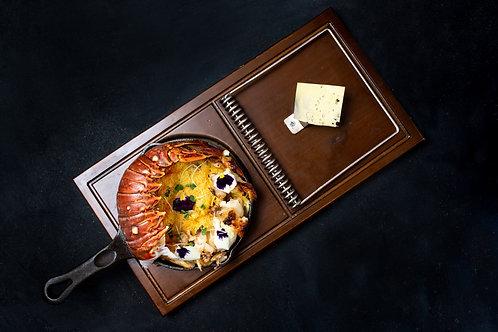 Mac & Cheese de Langosta