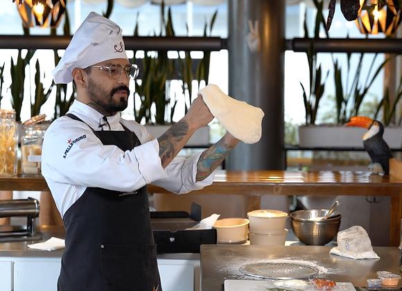 Aprende a hacer Pizzas Artesanales -  Mamma Mia!  para dos personas UR FESTIV