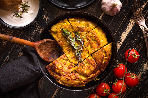 Experiencia Tortilla Española