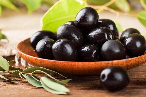 Aceitunas Negras Deshuesadas 350g
