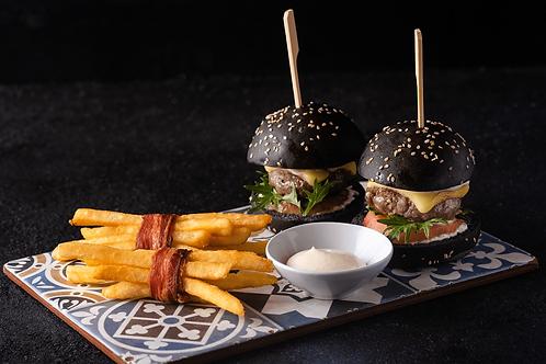 Minihamburguesas Wangus (2 Unidades)