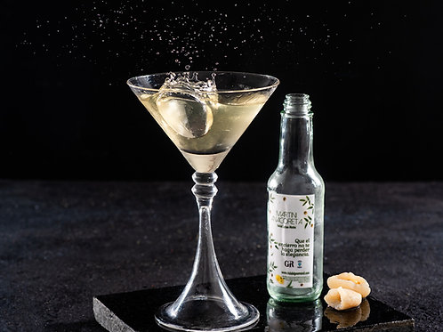 Coctel Herbal Lychee Martini. Botella de 165ml.
