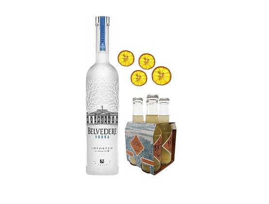 Pack de Belvedere Mule