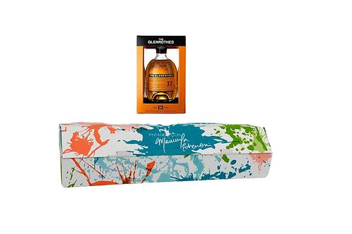 Whisky Glenrothes + PINTANDO CON MANUELA ECHEVERRI