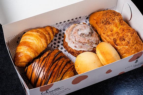 Caja Panadería Brunch