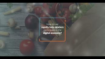 Digital Supercluster 'FoodX'