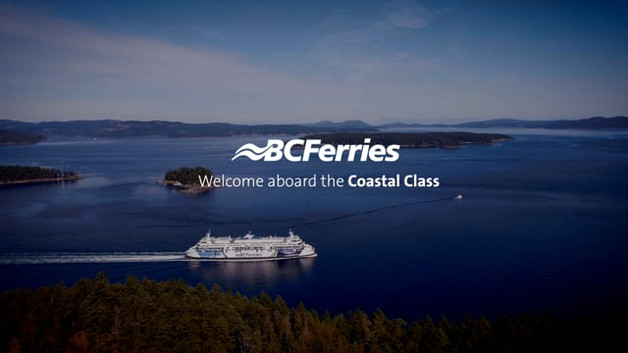 BC Ferries - Welcome Aboard the Coastal Class