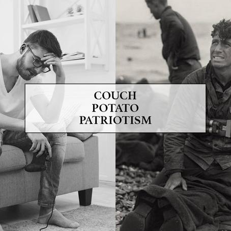 Couch Potato Patriotism