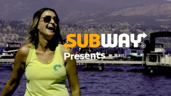Subway - Chelsea Goes Flyboarding