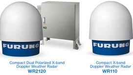 FURUNO's meteorological monitoring and analysing system