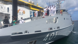 Austal Australia Delivers 6th Guardian Class Patrol Boat