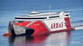 Incat 111m RO/PAX Catamaran