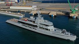 85m Superyacht - BOLD