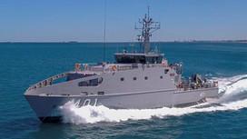 PPB-R Program - Austal Delivers 5th Guardian Patron Vessel