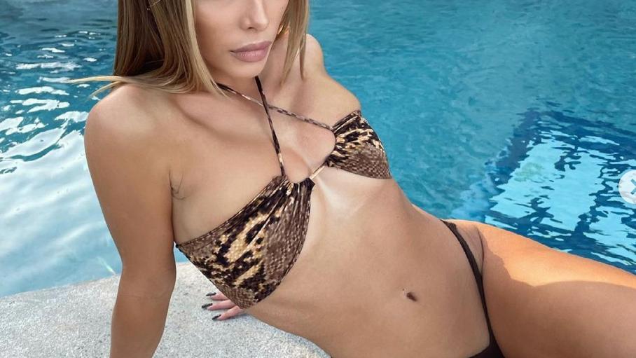 Exotic Snake Bikini