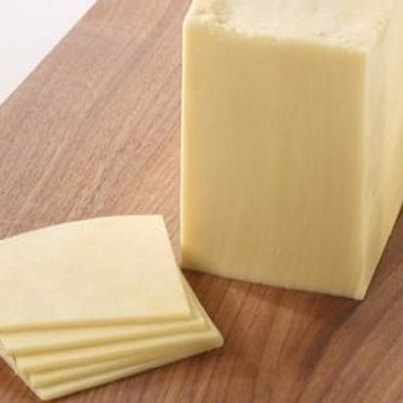 AMERICAN CHEESE WHITE 160 SLICED