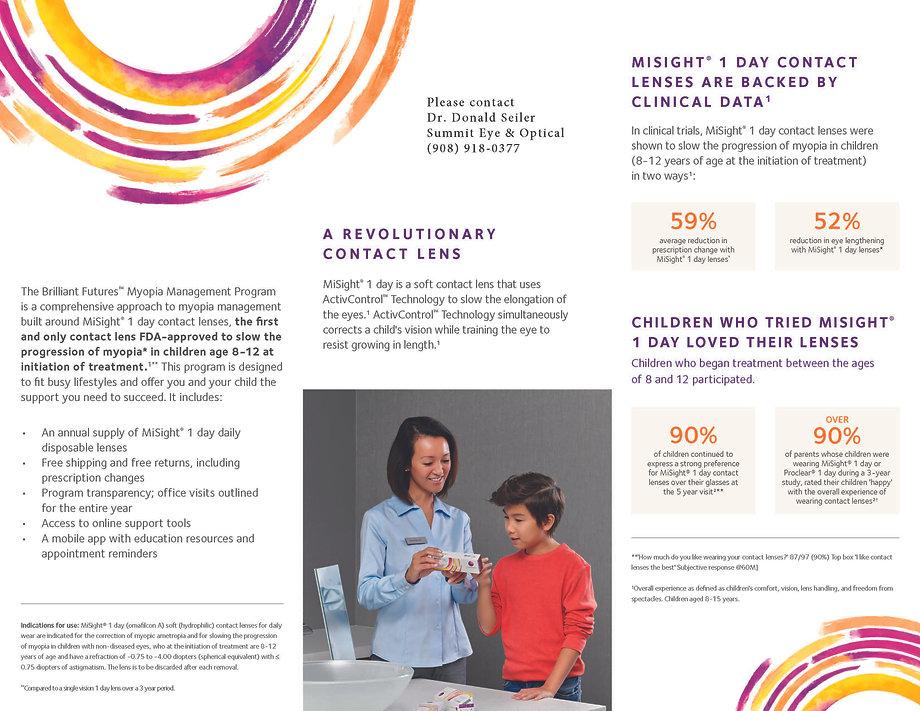 Patient Brochure Introducing Brilliant F
