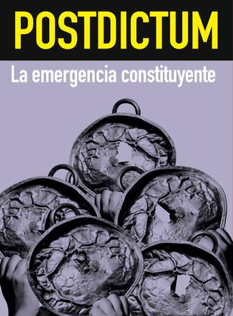 Postdictum.  La emergencia constituyente (20% DCTO.)